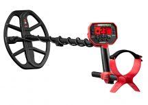 """MINELAB VANQUISH 540  FÉMDETEKTOR V12-es, 12""""x9"""" DD TEKERCCSEL"""