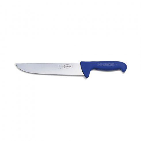 Dick ErgoGrip Slicing Knife - KÉK szeletelőkés 21cm merev pengével (8234821)