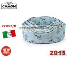 "Camon Set cucce ""Luck"" Blue Professional modern kutyafekhely 40cm (CC057/B)"