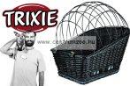 Trixie PRÉMIUM kerákpáros kisállat szállító kosár 55X49X35cm (TRX13117)