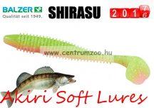 Shirasu Soft Lures Akiri gumihal 7cm (13630014) Teiko colours