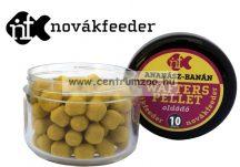 Novák Feeder Wafters pellet  8mm oldódó 20g - Eper-méz