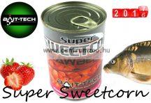 Bait-Tech Super Sweetcorn Starwberyy - handy pack 350g -eper