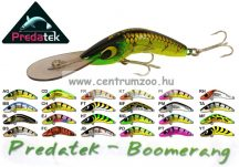 Predatek Boomerang 65 Ultra Deep wobbler NEW