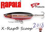 Rapala XRSCP14 TWZ X-Rap® Scoop Rapala wobbler
