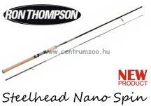 RON THOMPSON Steelhead Nano Spin 8' 240cm 7-28g - 2sec pergető bot (48277)