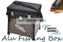 WATER QUEEN PANIER SEAT BOX ALU 1 CASIER - Alu horgászláda (AWQ070025)