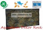 JK Aquarium Flat Rock 3D 80-as akvárium, terrárium háttér 78x38cm méretben (TQL80)