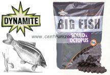 Dynamite Baits BIG FISH SQUID & OCTOPUS bojli 20mm 1,8kg  (DY1508)