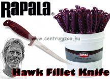 Rapala Fillet Knife prémium  horgászkés (124BX 124SP)
