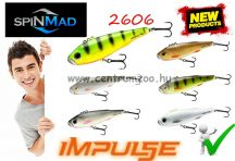 Spinmad Impulse 20g 100mm gyilkos wobbler colours 2706