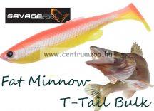 SAVAGE GEAR LB Fat Minnow T-Tail 10,5cm 11g gumihal YR Fluo (61817)