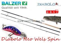 BALZER Diabolo Neo Wels Spin harcsás bot 2,75m 100-300g (11045275)