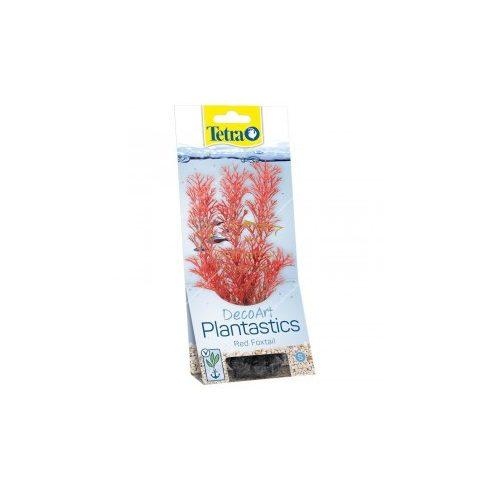 "TETRA Dekoart Plantastics Red Foxtail műnövény 3-as ""L"" 30cm"