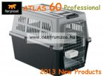 Ferplast Atlas 60 Professional kutyabox (73060021) repülőre is