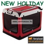 Ferplast Holiday  6 NEW szállító box 70x52x52cm (85723099)