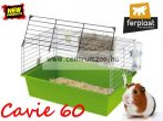 Ferplast Cavie 60 NEW felszerelt tengerimalac ketrec itatóval  (57012411)