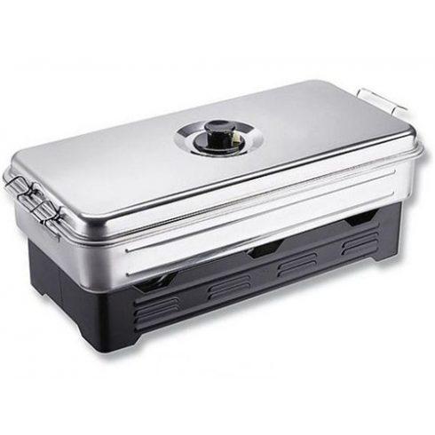 Cormoran-Daiwa XL nagyméretű házi halfüstölő 3 égős (68-10005)