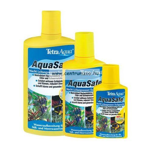"""Tetra AquaSafe  New Formula 100 ml  """"a vízelőkészítő"""" (762732)"""