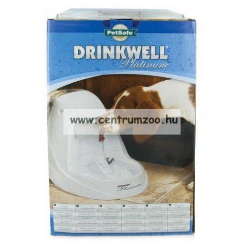 PetSafe DRINKWELL® PLATINUM KUTYA - MACSKA IVÓKÚT (D2EURE20)