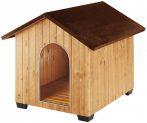 Ferplast Domus Maxi fa kutyaház 111,5 x 132 x h 103,5 cm