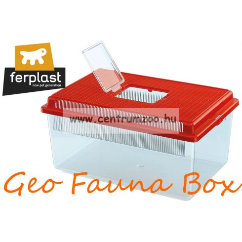 Ferplast Geo Fauna Box Flat Small (60040099)