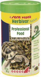 Sera Reptil Professional Herbivor Nature 1000ml prémium teknőstáp (001812) 2020NEW