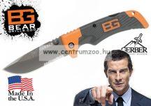 Gerber Bear Grylls zsebkés klipsszel prémium minőségben  (000754)