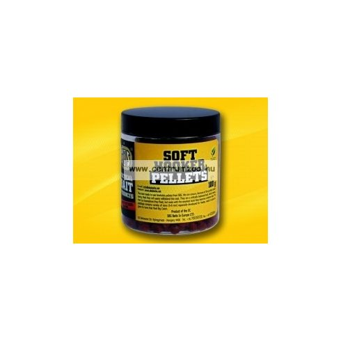 SBS Soft Hooker Pellets 6-8mm 100g -több íz