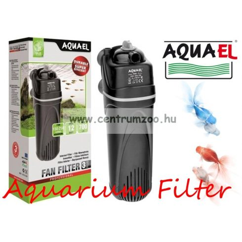 Aquael Fan 3 Plus akváriumi belsőszűrő 150-250l (30717)