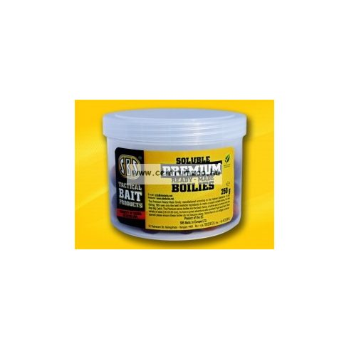 SBS Soluble Premium Ready-Made Boilies 250g