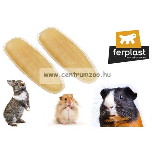 Ferplast GoodBite Tiny & Natural fogkoptató és rágcsa KUKORICA ízű 2db/csomag