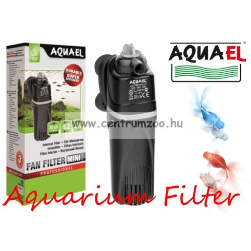Aquael Fan Mini Plus akváriumi belsőszűrő 30-60l (030687)