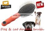 Ferplast Professional Dupla Kefe  5926-es kutyáknak, macskáknak (85926899)