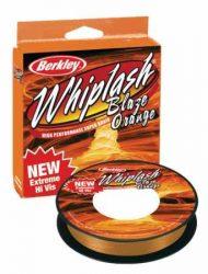 Berkley Whiplash Orange Pro NEW 110méter 0.12mm narancs 16,7kg fonott