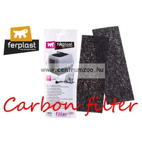 Ferplast Aktívszenes filter L483 macska WC-be 2db (93430017)