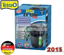 Tetra Tech EX PLUS 1200 külsőszűrő 2017NEW 500l-ig