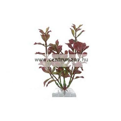 "TETRA Dekoart Plantastics Red Ludwigia műnövény 2-es ""M"" 23cm"