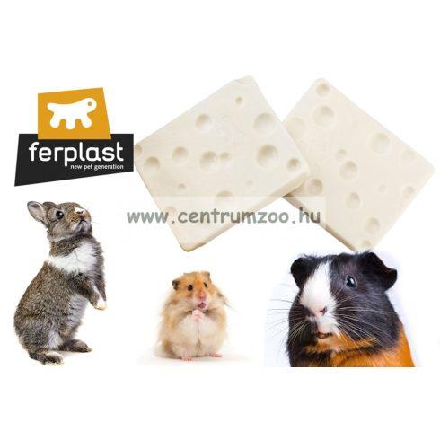 Ferplast GoodBite Tiny & Natural fogkoptató és rágcsa SAJT ízű 2db/csomag