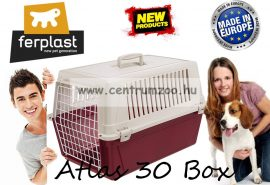 Ferplast Atlas 30 EL Tansportino Professional szállító box (73009799EL)