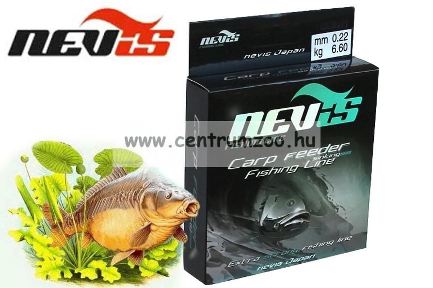 Nevis Carp Feeder 350m 0,22mm 7,1kg (5071-022) feeder zsinór