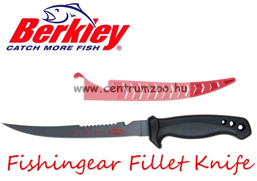"Berkley Pdq Fishingear 6"" Fillet Knife filéző kés (1402754)"